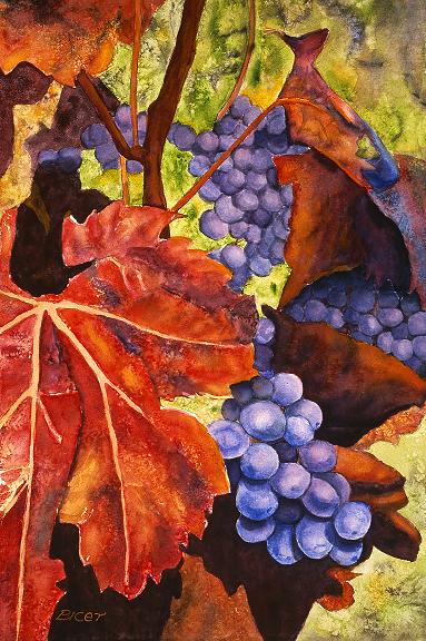 Grapes III