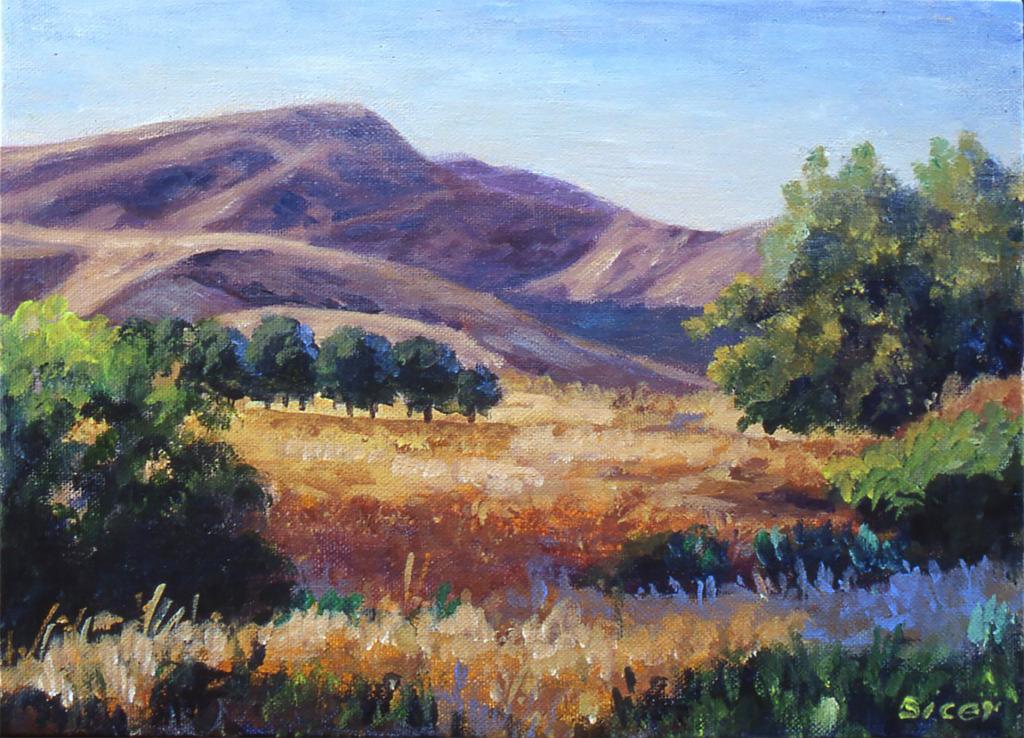 Landscape Santiago Canyon