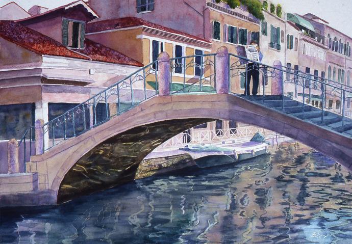 Sunday Morning Venice