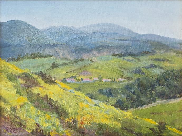 View of Portola Hills