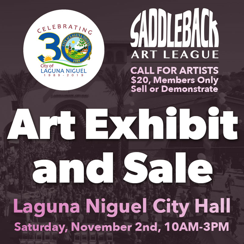 Art Exhibit and Sale